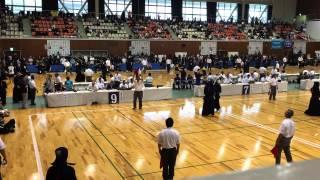 2015年6月15日(日)高知県民体育館.