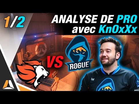 LA COMPO DIVE DE ROGUE avec KnOxXx ► ROGUE vs SELFLESS [Side Attaque]