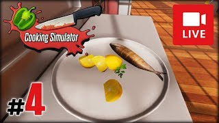 "[Archiwum] Live - Cooking Simulator! (2) - [1/2] - ""Żółte karteczki mocy"""