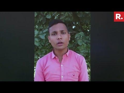 Bajrang Dal Leader Releases Video From Hiding | #BulandshahrUnrest