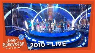 Koldun & JESC 2010 Participants - A Day Without War  - 2010 Junior Eurovision Song Contest