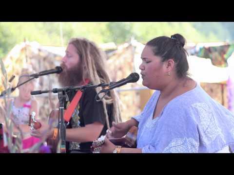 Paula Fuga & Mike Love
