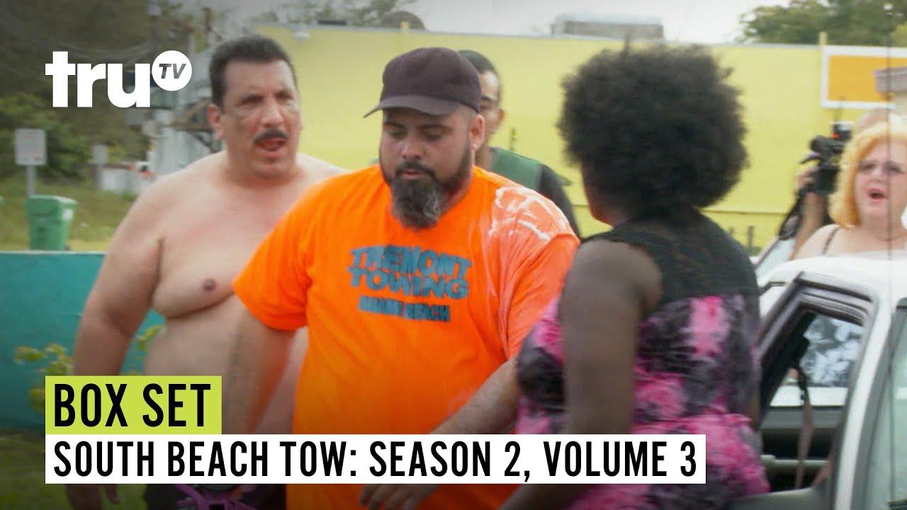 Download South Beach Tow   Season 2 Box Set: Volume 3   Watch FULL EPISODES   truTV