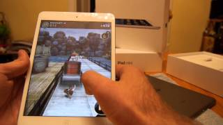Apple Retina kijelzős iPad Mini tablet teszt | Tech2.hu