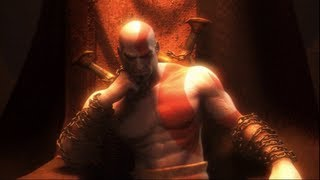 God of War - all In-Game movies (eng) - HQ
