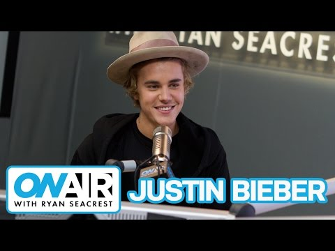 Justin Bieber On New Music, Selena Gomez Inspiration | On Air with Ryan Seacrest