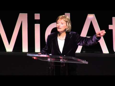 TEDxMidAtalntic 2010 - Sandra Postel 11/5/10