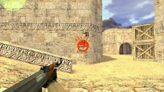 Уроки стрельбы #1 Как стрелять без разброса в cs 1.6?
