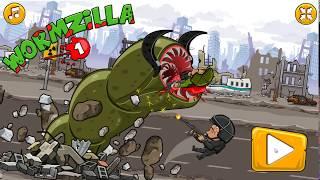 Wormzilla | Un gusano gigante hambriento