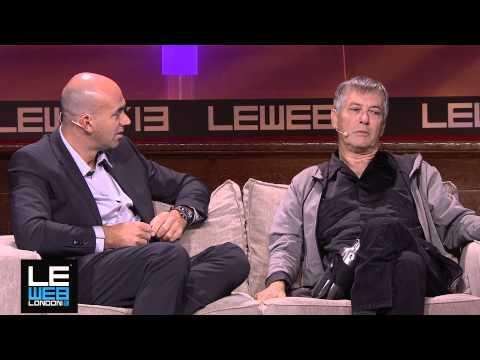Larry Harvey - Founder, Burning Man & Executive Director, Black Rock City - LeWeb London 2013