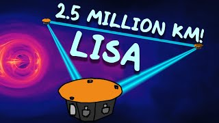 LISA | The Biggest Space Mission Ever