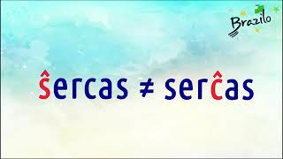 ŜERCI verbo em Esperanto