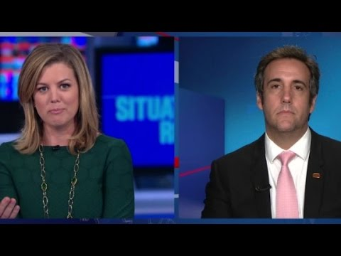 Hilarious exchange between Trump attorney, CNN anchor