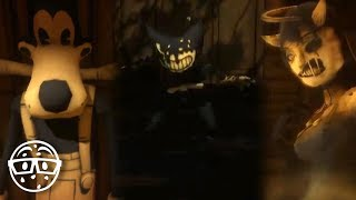 Who Did Henry Draw in His Secret Audio? (BATIM Theory) - ProdCharles