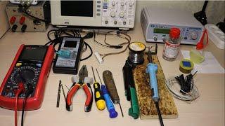 Инструменты, оборудование и где отремонтировать старую аудиотехнику