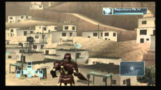 CGR Undertow - IRON MAN for Wii Video Game Review
