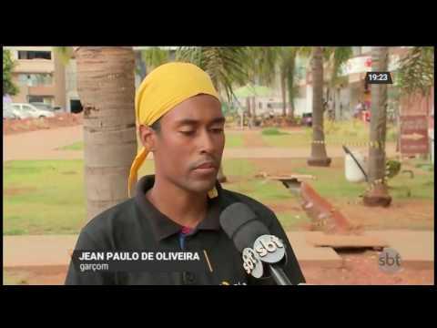 Águas Claras: Obra de praça atrasa e atrapalha moradores