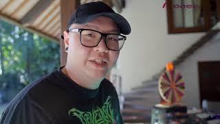 HOTEL BARONG: Sihk CDJ 3000 Honest Review [Powered by Pioneer DJ Indonesia]