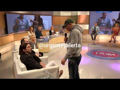 Flavio Mendoza Vs El Gigoló - Asi lo escupió