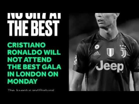 Xaflada Fifa ee caawa'Saacada'Ronaldo oo aan imaaneyn'Min Barce ilaa Muqdisho