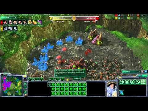 NrG vs VP Gamers APL Showmatch g4
