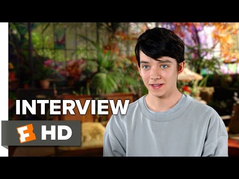 Miss Peregrine's Home for Peculiar Children   Asa Butterfield 2016  Movie