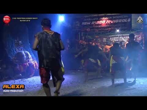 Lagu Lagu Jaranan Apik == New SABDO MANGGOLO Live PANTAI GONDO MAYIT BLITAR 2018