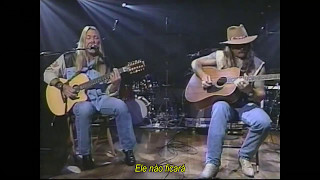 Allman Brothers Blues Band - Melissa - Acoustic Live Music Video