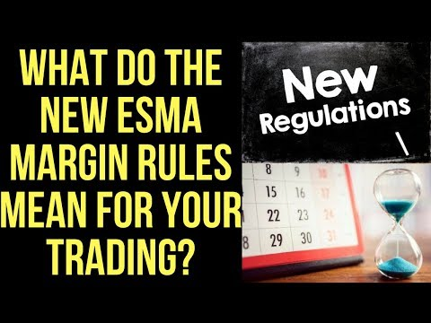 ESMA Toughens Margin Rules on CFDs & Forex Trading 🚨
