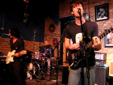 Jupiter One live @ the Evening Muse -