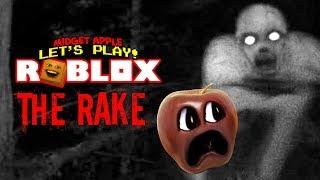 Roblox: THE RAKE! [Midget Apple Plays] #Shocktober
