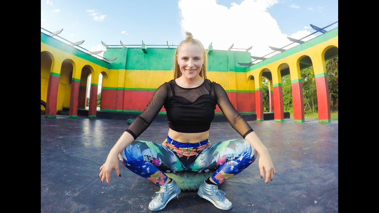 Tony Matterhorn - Love Look   Dancehall Choreography by Isi Watch Mi Step
