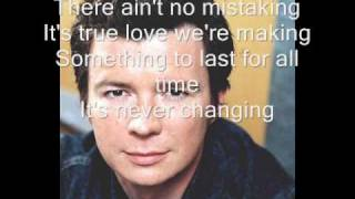 Rick Astley Together Forever  my  Karaoke.wmv