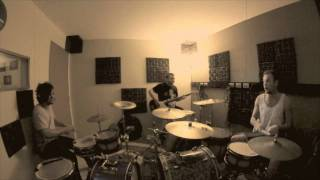 "Drum Sheddin to ""The Favourite - Directions In Groove"""
