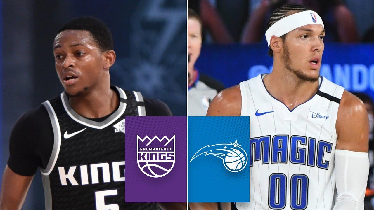 Kings vs. Magic | 2019-20 NBA Highlights