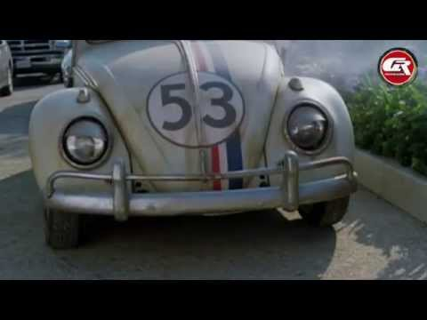 Herbie: Fully Loaded (La Coccinelle Revient) poster