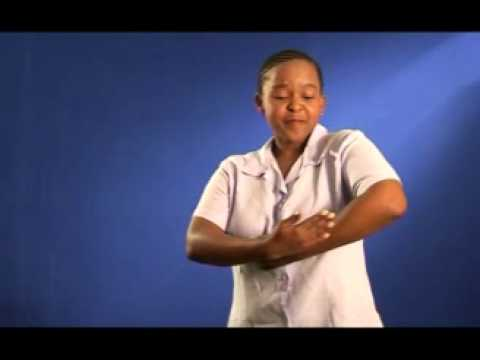 How to become a sign language teacher in south africa