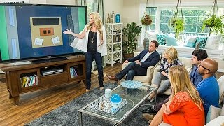 How to - Tips for Choosing the Right Size Rug - Hallmark Channel