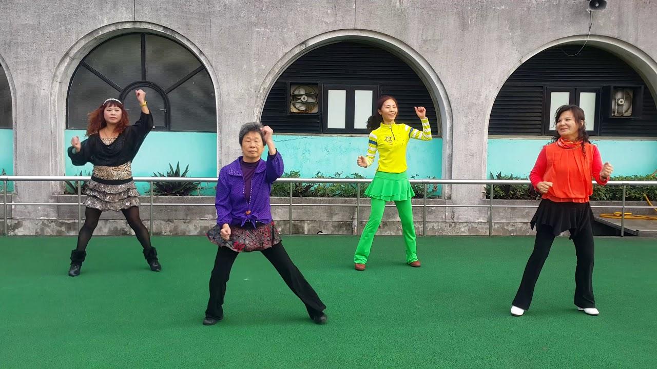 朝陽舞社-panama c哩c哩-20180111課後錄影 - YouTube