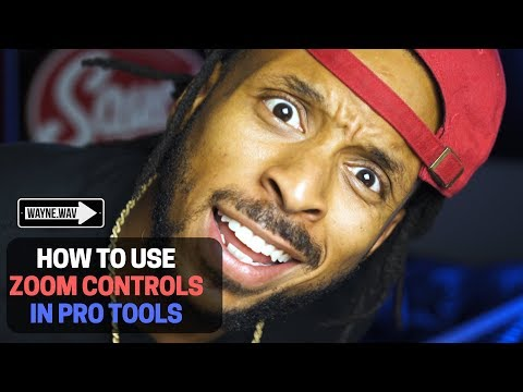 Pro Tools Basics | How to Use the Zoom Controls