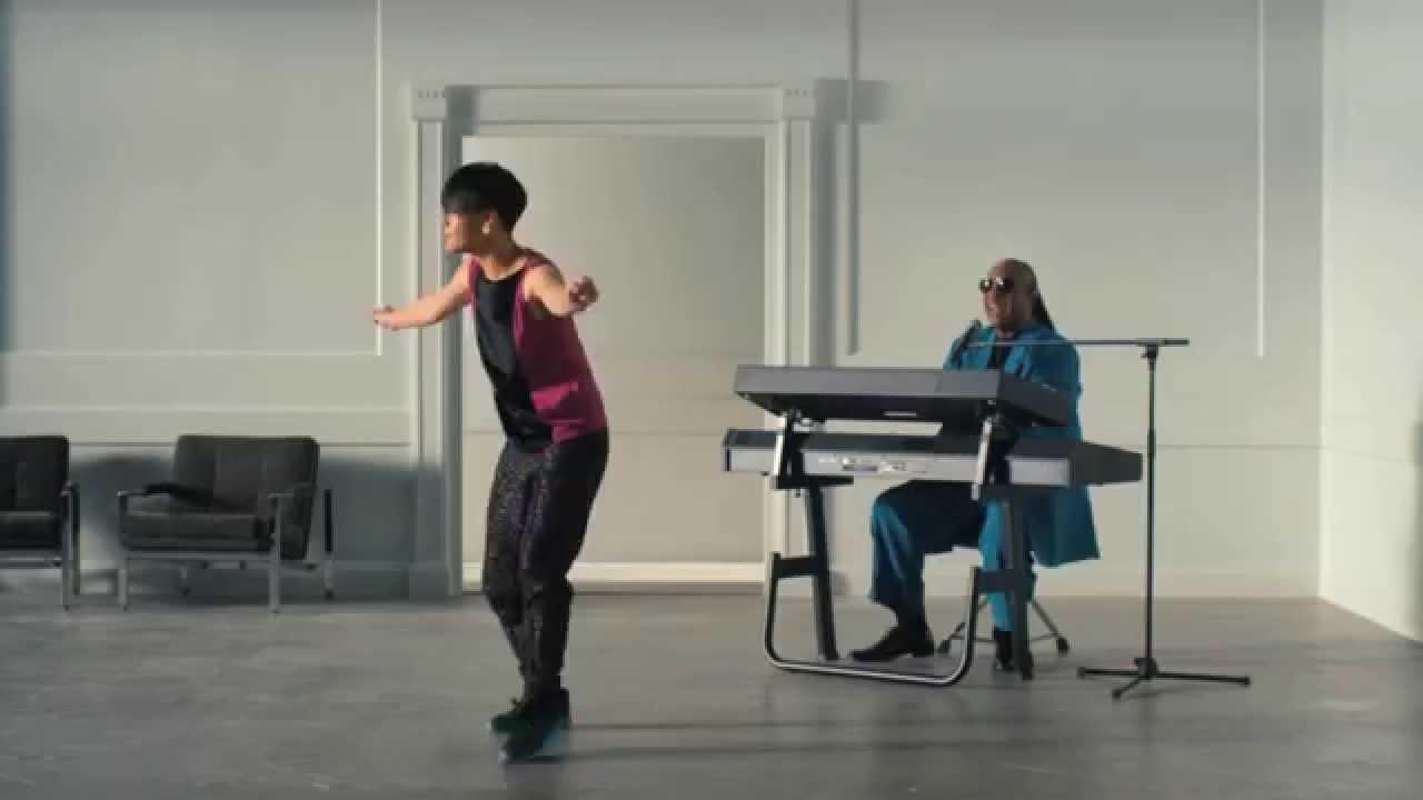 【TDK CM】 スティービーワンダー 菅原小春 フルバージョン , YouTube