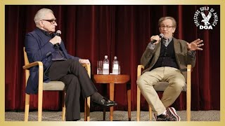 Bridge of Spies DGA Q&A with Steven Spielberg and Martin Scorsese