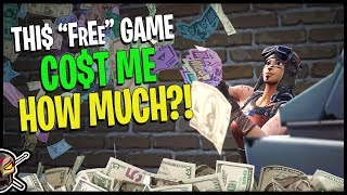 PIZO Reveals How Much Money He's Spent in Fortnite | 280 Outfits and More...