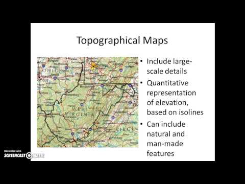 IB Geo SL: Maps and Mapping