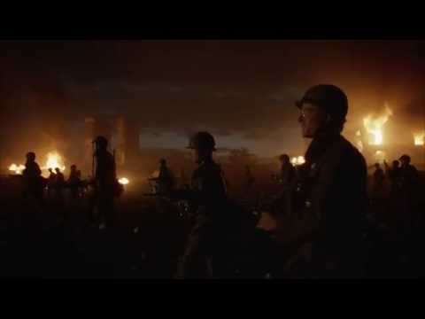 Full Metal Jacket  - End Scene - Mickey Mouse Song
