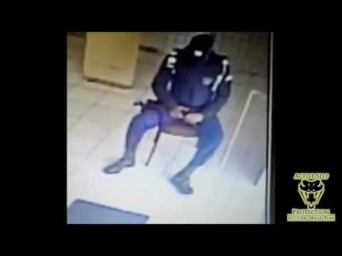 Security Guard Shoots Himself