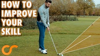 HOW TO CONTROL THE CLUBFACE THROUGH SKILL