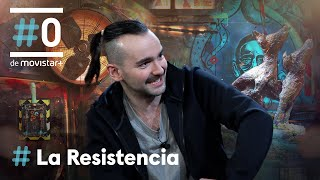 LA RESISTENCIA - Entrevista a El Xokas   #LaResistencia 15.02.2021