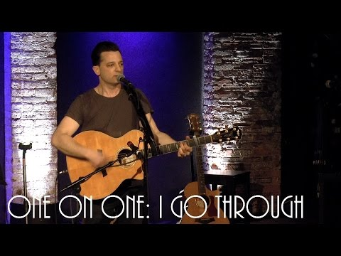 ONE ON ONE: Marc Roberge - I Go Through March 16th, 2017 City Winery New York