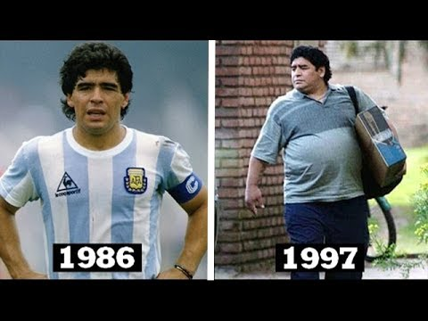 Thumbnail: Football Players Craziest Transformations